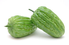Bitter melons Royalty Free Stock Images