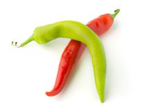 Bitter pepper Royalty Free Stock Photo