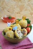 Bitterballen蛋糕04 库存图片