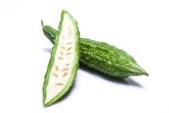 Bittere Melone, bitterer Kürbis Lizenzfreie Stockbilder