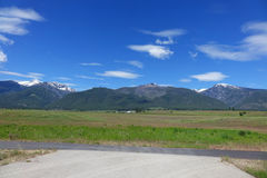 Bitterroot Mountains - Montana Royalty Free Stock Photography
