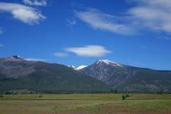 Bitterroot Mountains - Montana Stock Photo