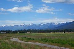 Bitterroot Mountains - Montana Stock Photos