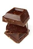 Bittersweet chocolate Royalty Free Stock Image