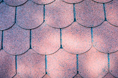 Bitumen roof Stock Photography