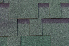 Bitumen shingles Stock Photography