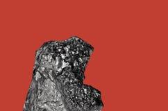 Bitumenhaltige Steinkohle Stockbild