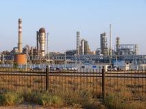 Bitumenväxt i Kasakhstan Royaltyfri Foto