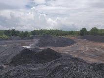 Bituminös - Anthrazitkohle, Kohle der hohen Qualität lizenzfreie stockbilder