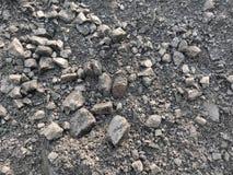 Bituminös - Anthrazitkohle, Kohle der hohen Qualität stockbild