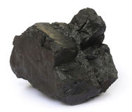 Bituminous coal Royalty Free Stock Image