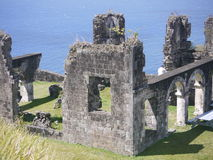 Bitw ruiny Obraz Royalty Free