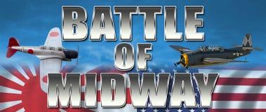 Bitwa Midway ilustracji