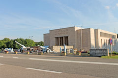 Bitwa Verdun Pamiątkowy muzeum, Francja Fotografia Royalty Free