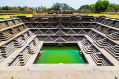 Biulding storico in Hampi, India Immagini Stock