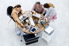 biura pracy ludzi biznesu Obrazy Stock