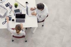 biura pracy ludzi biznesu Zdjęcie Stock