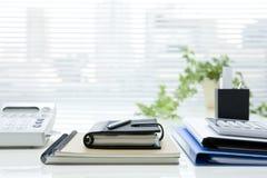 biurka biuro Obraz Stock