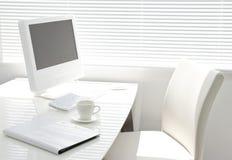 biurka biuro fotografia stock