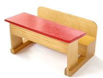 biurko 1 zabawka Zdjęcia Stock