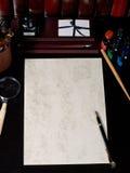 biurko Zdjęcie Stock