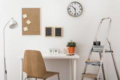 Biurko dla kreatywnie pracownika zdjęcie stock