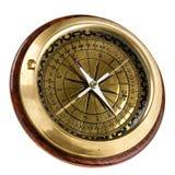 Biurko kompas Obraz Royalty Free