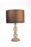 Biurko lampy stołu światła biurka oświetlenia stołu oświetlenie, szkła światło Zdjęcia Royalty Free