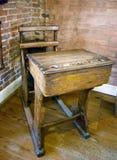 biurko stary Obrazy Royalty Free