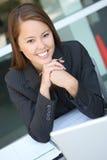 biuro biznesowego pretty woman Obrazy Royalty Free