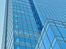 biuro budynków Zdjęcie Royalty Free