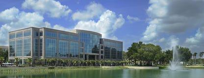 biuro budynku. Zdjęcie Stock