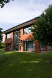 biuro budynku fasadowy pionowe Obrazy Royalty Free