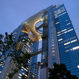 biuro buidling Osaka Fotografia Stock