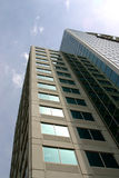 biuro centrum budynku. zdjęcia stock