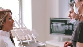 biuro dentystycznego zbiory wideo