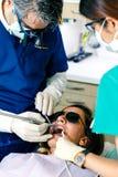 biuro dentystycznego obraz stock