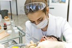 biuro do dentysty Zdjęcia Stock