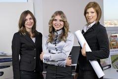 biuro drużyna Fotografia Stock