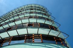 biuro fasad budynków Obrazy Stock