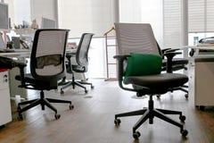 Biuro i biur krzesła Fotografia Royalty Free