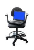 biuro komputerowy Zdjęcie Royalty Free