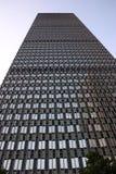 biuro nowoczesnego drapacz chmur fotografia royalty free