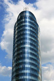 biuro okrągły budynek Zdjęcia Royalty Free