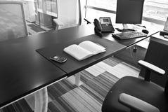 Biuro stół Fotografia Royalty Free