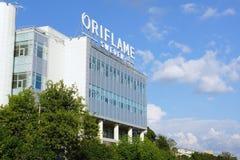 Biuro Szwedzki firmy Oriflame w Moskwa Fotografia Royalty Free