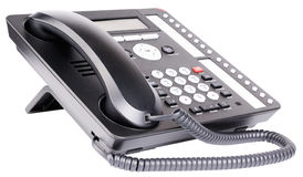 Biuro telefonu set Fotografia Stock