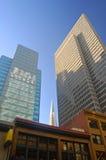 biuro wieże Zdjęcie Royalty Free