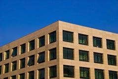 biuro zsynchronizowane budynku. Zdjęcie Royalty Free
