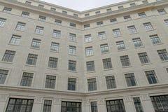 Biurowa fasada Obraz Royalty Free